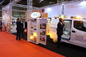 Commercial Vehicle Show 2016
