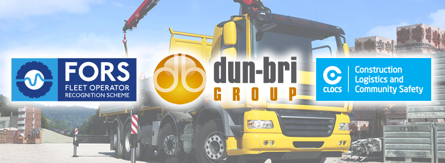 FORS/CLOCS compliant kits now available from Dun-Bri Group