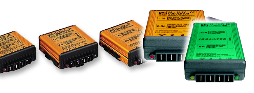 Drop the power, we've dropped the price – on Wallen power convertors