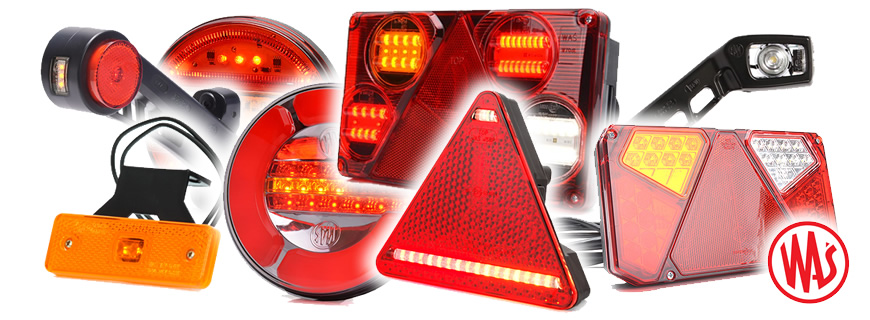 Special offers on WAS truck & trailer lighting