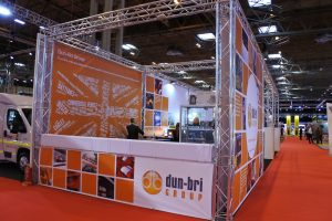 Dun-Bri Group at the Commercial Vehicle Show 2016
